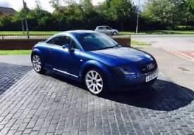 Audi TT 53reg 53000miles