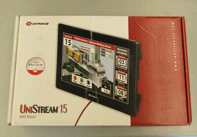 Unitronics Usp-156-b10-n 15.6 Hmi Touch Panel Control Unistream