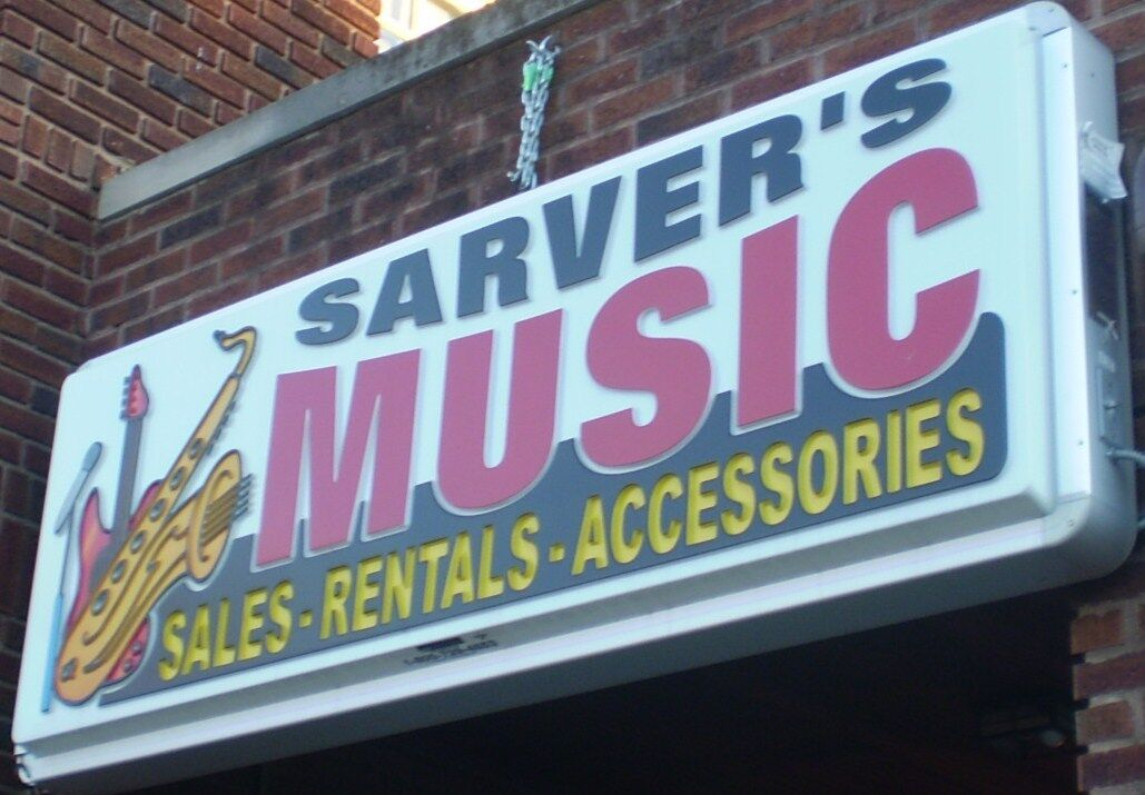SarversMusicStore