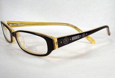 Hersheys 121 Black Girls Child  NEW Eyeglasses Eyewear Frames Glasses