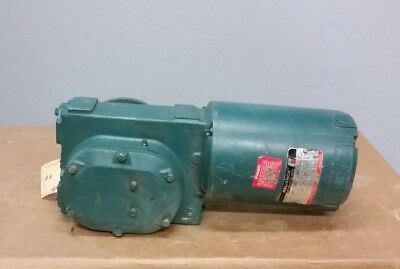 Reliance Electric Frfb56 13hp Right Angle Gear Motor