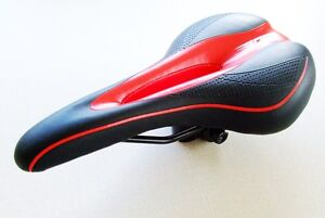 Mtb / Road  Bike Cycle Sports Saddle / Seat Bicycle Brand New, choice of colours