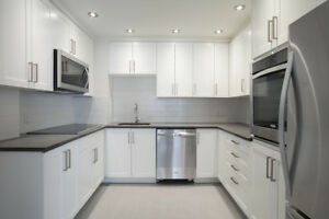 Centre-ville / Downtown - Fully Renovated 2 Bed 1.5 bath - Gym
