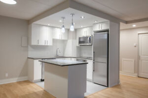 Large 1 Bedroom Apartment - Heart of Westmount - Fully Renovated