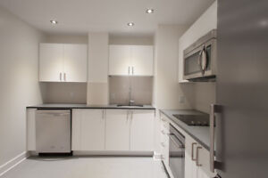 steps from McGill / Concordia - modern Downtown 1 bed - 3 1/2 -