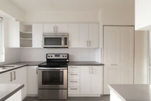 Renovated 1 bedroom apartment near Westmount - Villa Maria metro