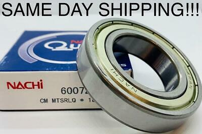 6007zz Nachi Bearing 35x62x14 Quality Made In Japan C3 Same Day Shipping