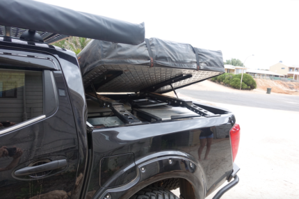 Ute Roof top tent tilt750 rack/mount PSR  sc 1 st  Gumtree & NEW ROOF TOP TENT + ANNEX + FLOOR + STRIP LIGHT | Other Parts ...