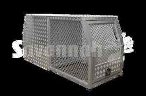Alloy Ute Dog Cages Cairns Edmonton Cairns City Preview
