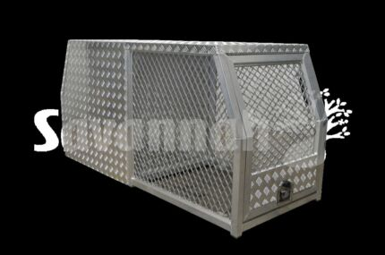 Alloy Ute Dog Cages Cairns
