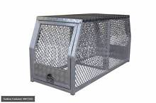 RANGE OF ALUMINIUM DOG BOX / CAGE'S FOR UTES Townsville City Preview