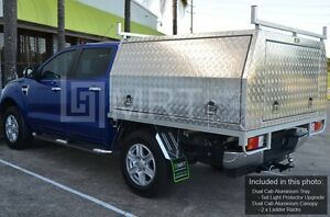 BRAND NEW CHECKER PLATE UTE CANOPIES - TO COFFS HARBOUR Coffs Harbour Coffs Harbour City Preview