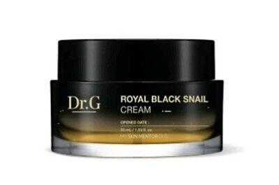 [Dr.G] Royal Black Snail cream 50ml 1.69 oz(Anti Aiging and Moisturzing)K-Beauty