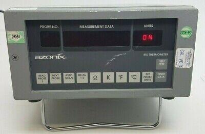 Azonix A1011 Digital Precision Rtd Thermometer
