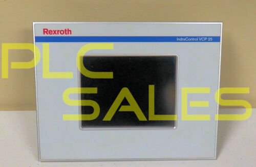 Indramat Rexroth VCP25.1BVN-00RS-NN-PW  |  IndraControl VCP 25 Display