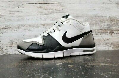 Vintage Mens Nike Trainer 1 Mid Athletic Shoes Sz 7 40 Used 371378 105 Sneakers