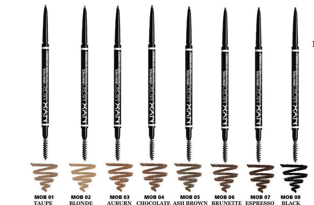 NYX Micro Brow Pencil - eyebrow pencil *** NIB, fresh&sealed