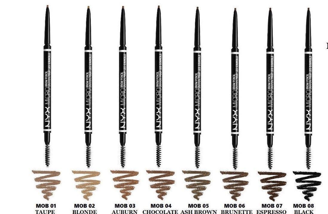 NYX Micro Brow Pencil - eyebrow pencil *** NIB, SEALED *** Y