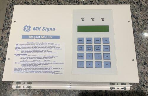 GE  MAGNET MONITOR 3 PN- 2394952 REV4
