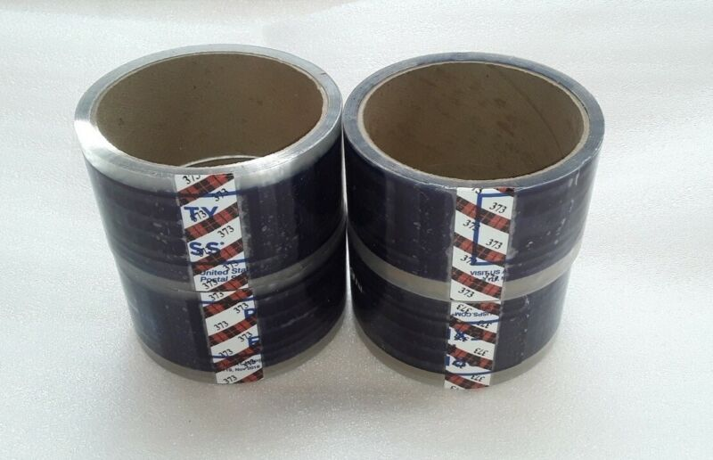 USPS Priority Mail tape, Shipping / Packing Tape ,4 Rolls Blue