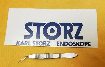 Bauschlomb Storz E1807 Opthalmic Tying Forceps 45 Degree Angle