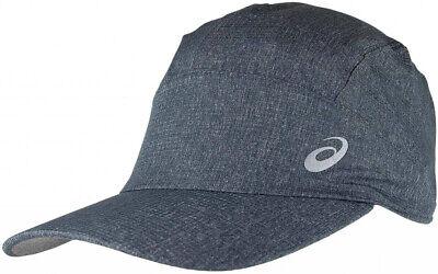 072d9073c10f4 Asics Lightweight Running Cap - Grey
