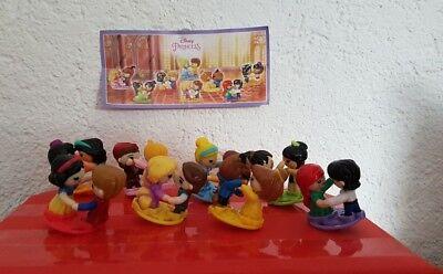 Disney Princess Komplettsatz incl. aller BPZ aus Ukraine
