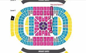 2 x Adele Tickets (Hard copy) A Reserve 11 March SYDNEY Concert Sydney City Inner Sydney Preview