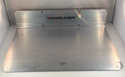 Magliner Aluminum Nose Plate 20x12 500 Lb Capacity 300215