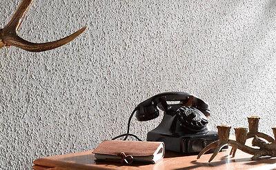 6 rollen erfurt vlies rauhfaser rustic 31 98m tapete raufaser berstreichbar ebay. Black Bedroom Furniture Sets. Home Design Ideas
