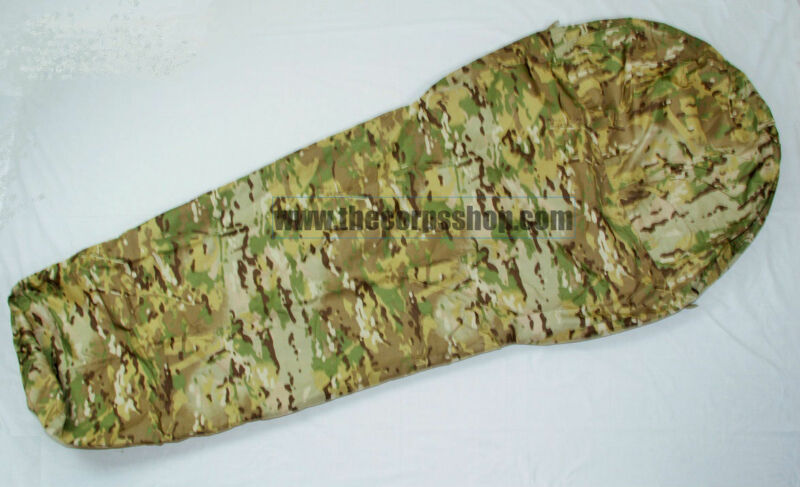 MULTICAM BIVY BAG WITH INSECT SCREEN TACTICAL BIVVY SHELTER 3 SIZES BIVVY