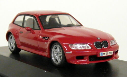 Schuco 1/43 Scale - BMW M Coupe e36/8 3.2 Red Dealer Box Diecast model car