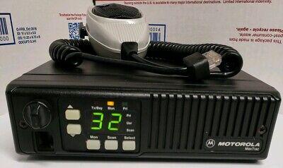 Motorola GM300, UHF and VHF 8-32 channel radio - radio