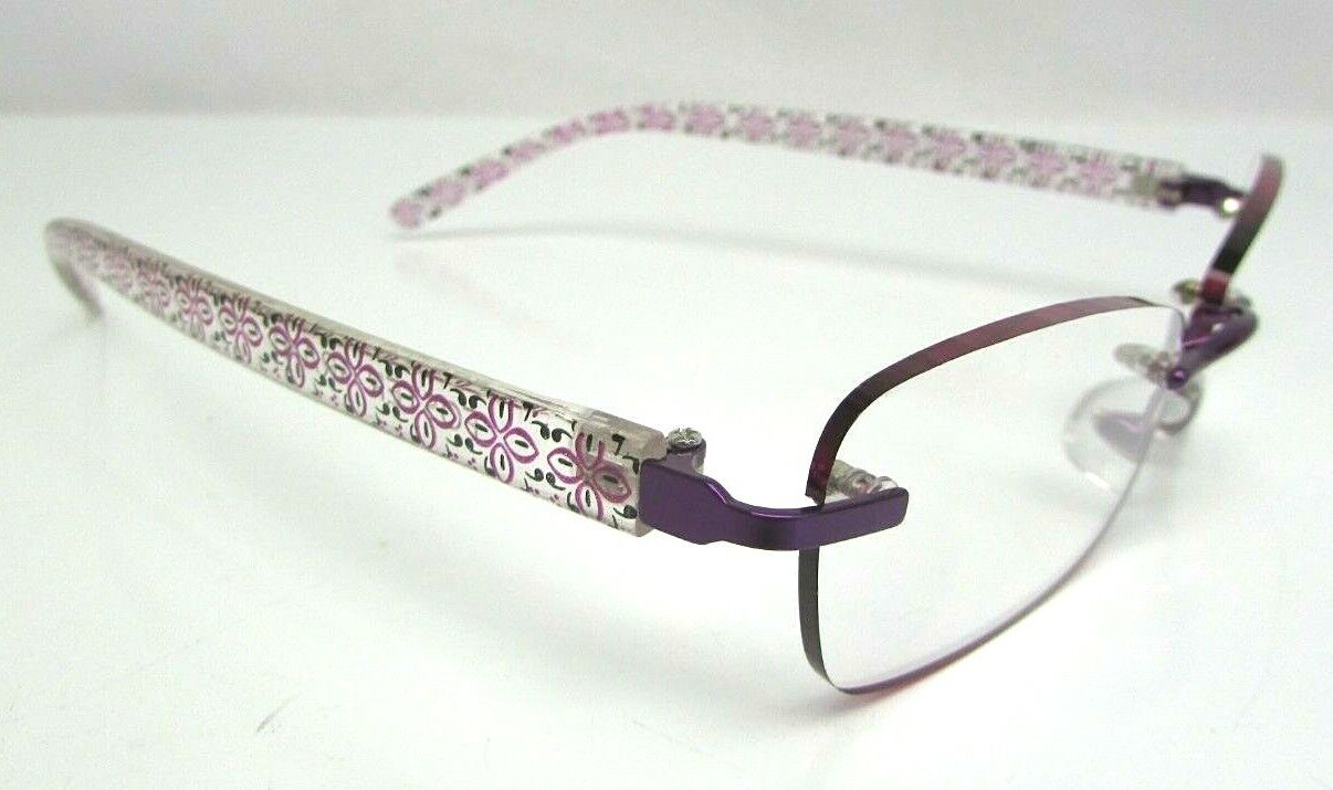 Foster Grant DANIELLA PRP Women's Reading Glasses Readers NE