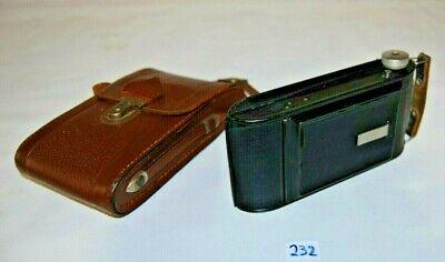 C232  Très ancien appareil photo à soufflet - Collection - Aplanatic
