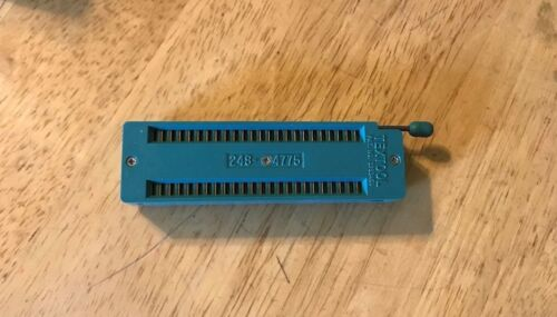 3M Textool 248-4775 48-Pin DIP Socket