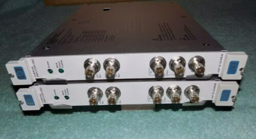 Two Hp E1446A Summing Amplifier/DAC VXI Module #3