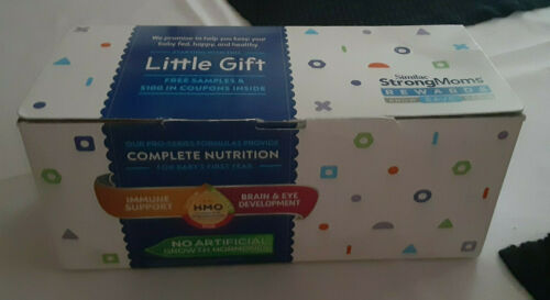 Similac Complete Nutrition Little Gift Sample Sealed Box $100 Coupons Exp11/2022