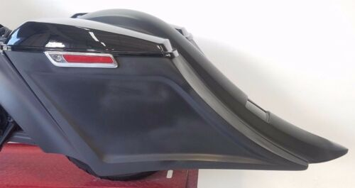 "2009-13  6"" Down 16"" Back Bagger Harley Davidson Flh  Fiberglass Side Covers"