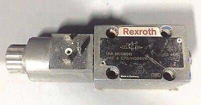 Rexroth Directional Spool Valve 4we6c70hg24n9k4 R901089245 94