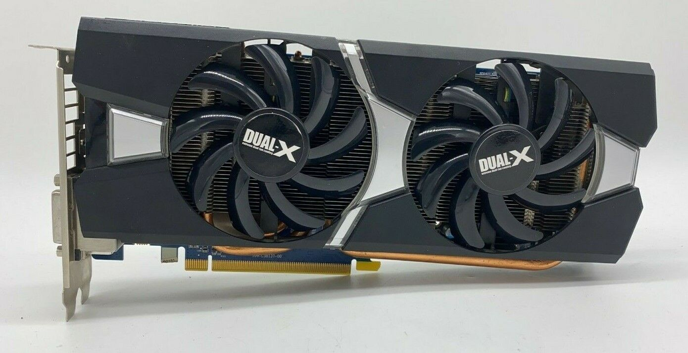 Sapphire Radeon R9 280X Dual-X OC 3GB Grafikkarte