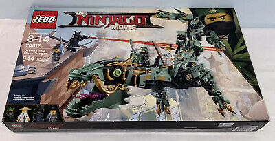 Lego Ninjago Movie 70612 Green Ninja Mech Dragon (new/open box)