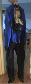 Ocean Rodeo DRYSUIT XL - Navy Blue - MALE