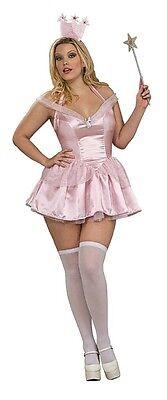 Wizard of Oz Glinda Witch Sexy Adult Plus Size - Glinda Wizard Of Oz Kostüm