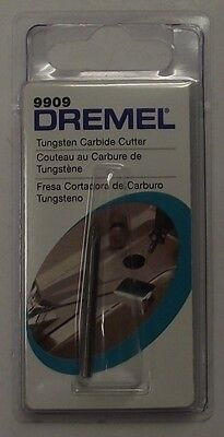 Dremel 9909 Tungsten Carbide Cutter 1/8 Point