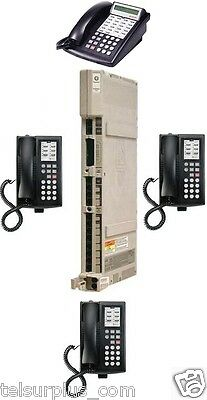Avaya Lucent Att Partner Acs Business Phone System 1 18d 3 Partner 6 700216047