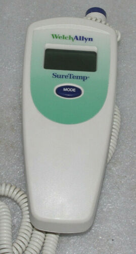 Welch Allyn 679 SureTemp Electronic Thermometer no pen