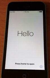Iphone 5C (Blue) 16GB