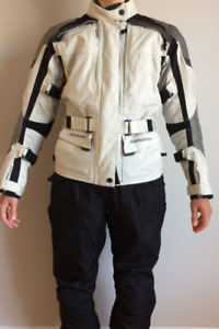 Kilimanjaro Firstgear 2 Piece Women's Motorcycle Suit X-small