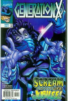 Generation X # 41 (USA, 1998)